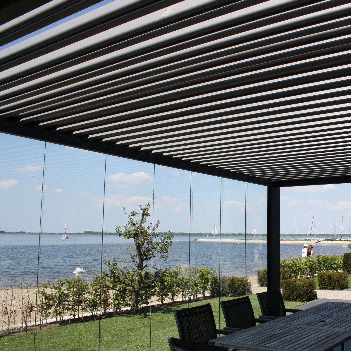 Confort des murs de verre Isoferm