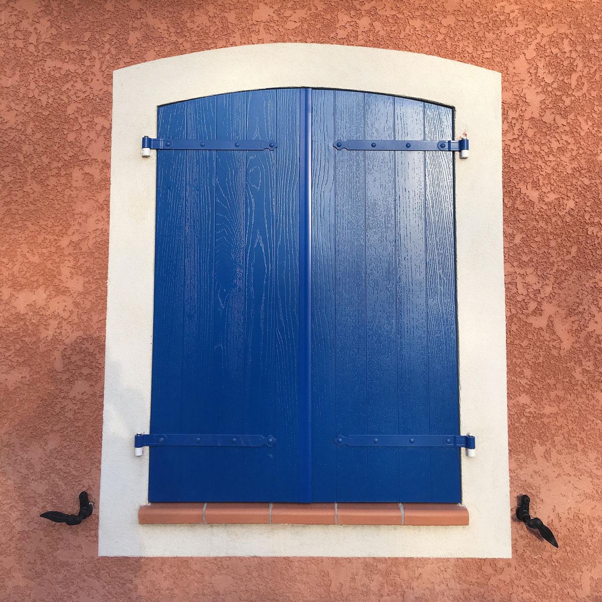 Couleur Volet En Provence coloris - isoferm fabricant et installateur de volets