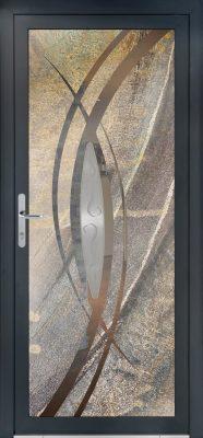 porte d-entree vitree haut de gamme securisee