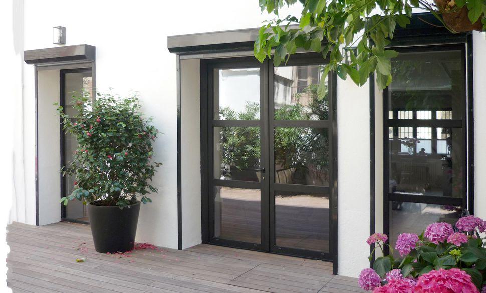 Fenêtres Aluminium Ouvrant à La Française Isoferm