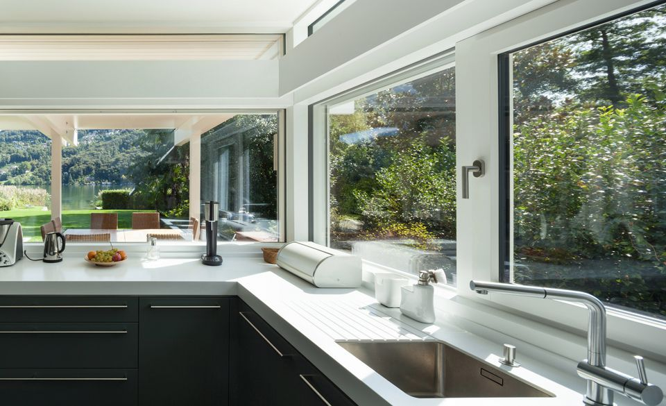Fenêtres Mixtes En Pvc Et Aluminium Isoferm